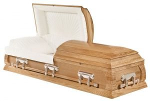 Caskets & Cremation containers